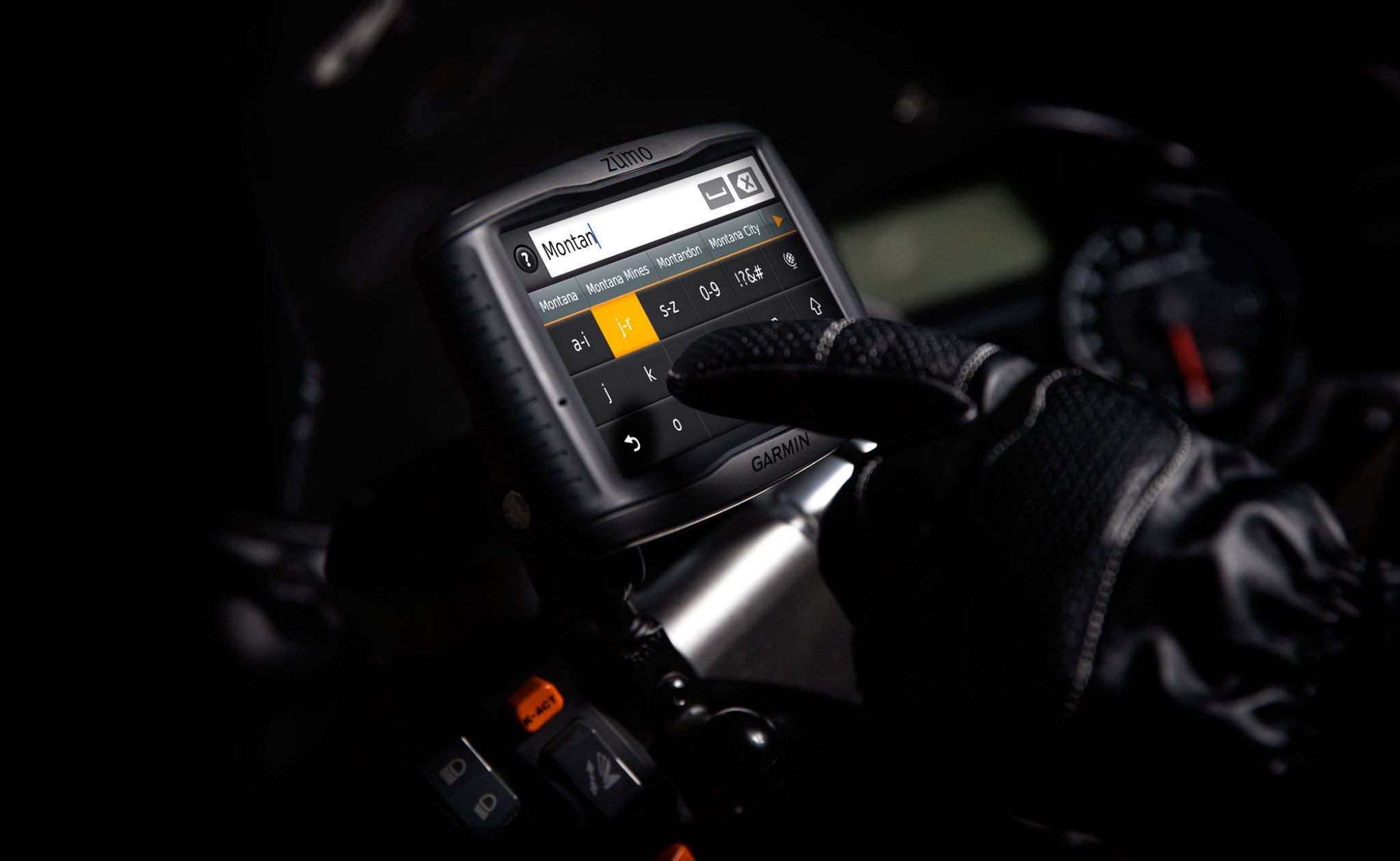 garmin 2589 how to set up voice command
