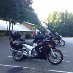 Deal's Gap Yamaha FJR1300