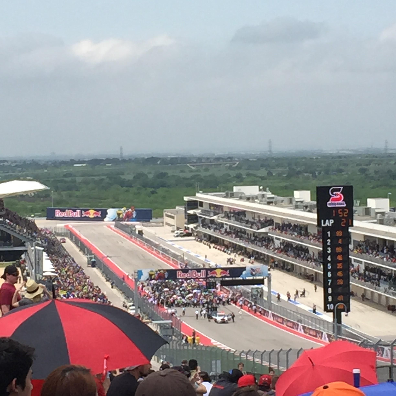 MotoGP Texas